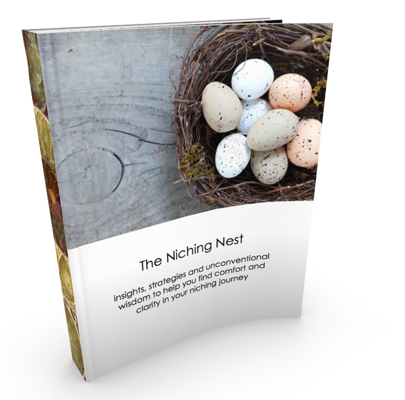 Option 1: The Niching Nest (ebook version)